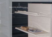 Shelf Fencing & Dividers for Lozier & Madix Shelving