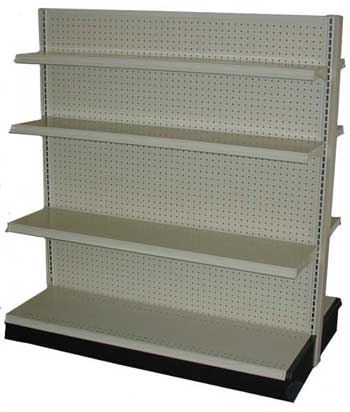 3' Gondola Shelving Units
